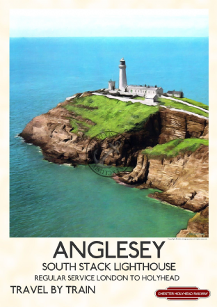 Anglesey South Stack Lighthouse